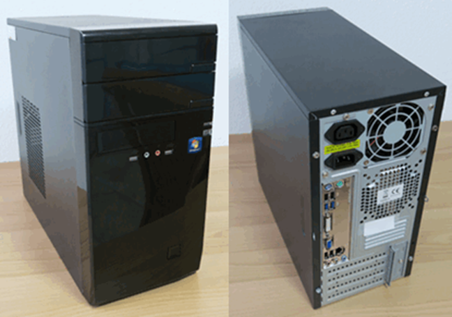 Desktop PC (Refurbished)